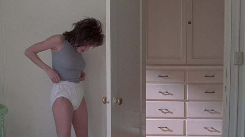 Jockey Men's Briefs Worn by Angelina Jolie in Gia (1998) - Movie Product Placement