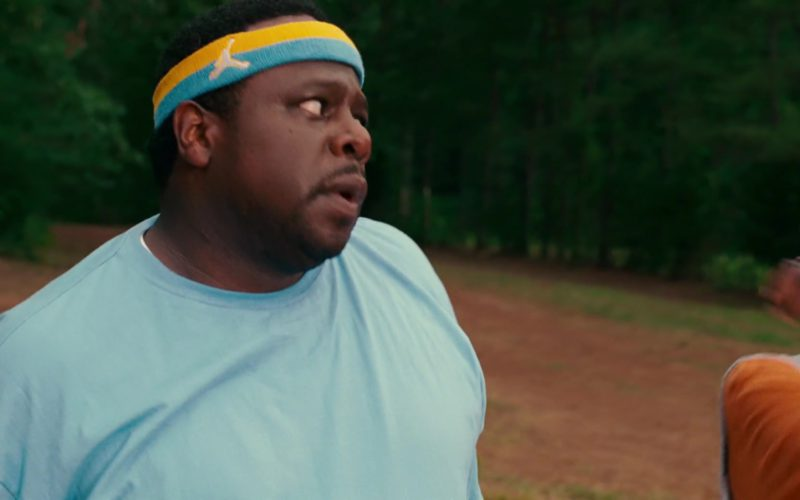 Jordan Jumpman Headband Worn by Cedric the Entertainer in Welcome Home, Roscoe Jenkins (1)