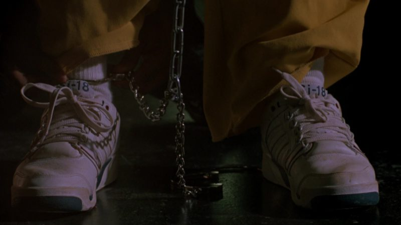 K-Swiss SI-18 Sneakers Worn by Harrison Ford in The Fugitive (1993) Movie Product Placement
