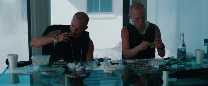 Kanon Organic Vodka in Spring Breakers (2012) - Movie Product Placement