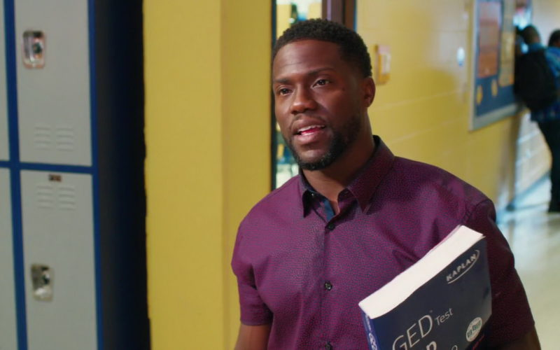 Kaplan Ged Test Prep 2019 Held by Kevin Hart in Night School (2)