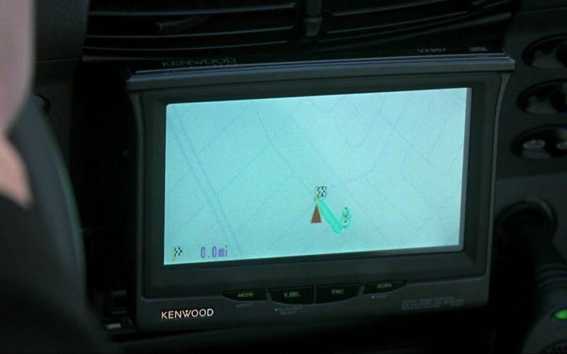 Kenwood GPS Navigator in I Am Sam (1)