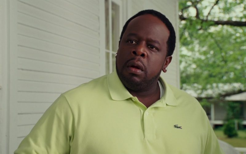 Lacoste Polo Shirt Worn by Cedric the Entertainer in Welcome Home, Roscoe Jenkins (1)