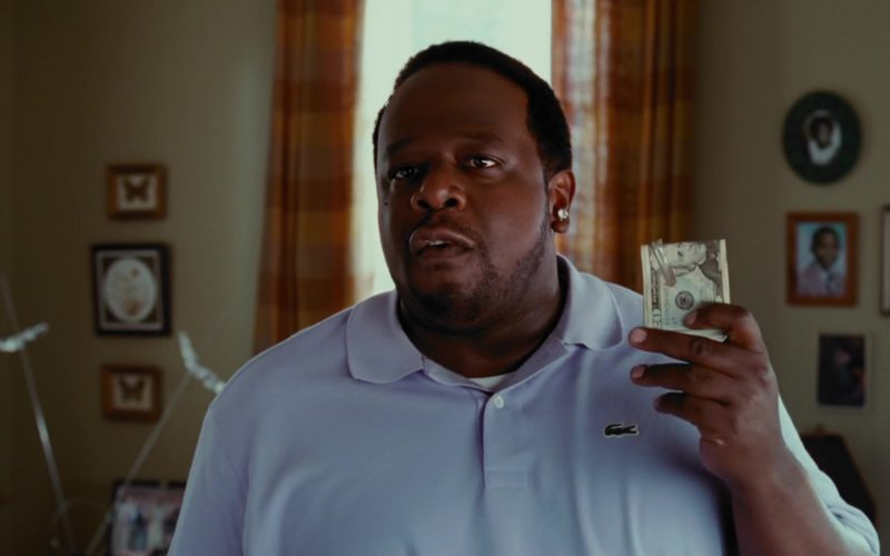 Lacoste Short Sleeve Shirt Worn by Cedric the Entertainer in Welcome Home, Roscoe Jenkins (1)