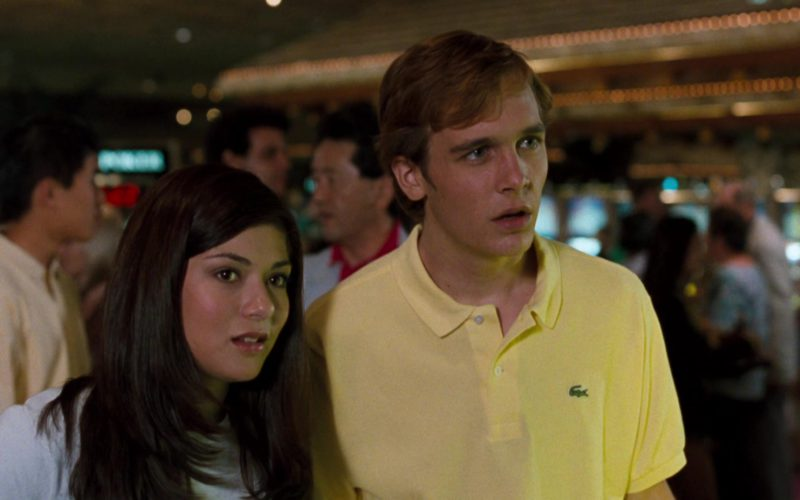 Lacoste Yellow Polo Shirt Worn by Ethan Embry in Vegas Vacation (3)