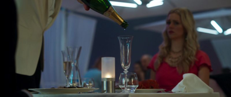 Laurent-Perrier Champagne in Johnny English Strikes Again (2018) Movie