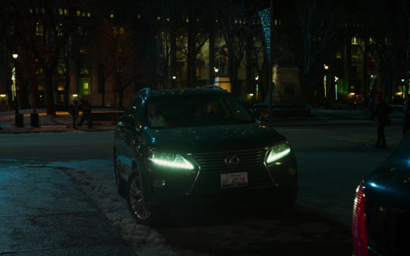 Lexus RX 450h Car Driven by Christina Hendricks in Bad Santa 2 (5)
