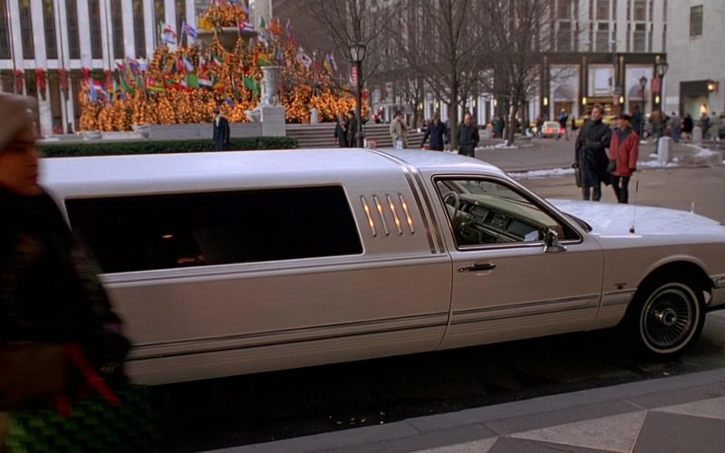 Lincoln Town Car Stretched Limousine Used by Macaulay Culkin (Kevin McCallister) in Home Alone 2 (1)