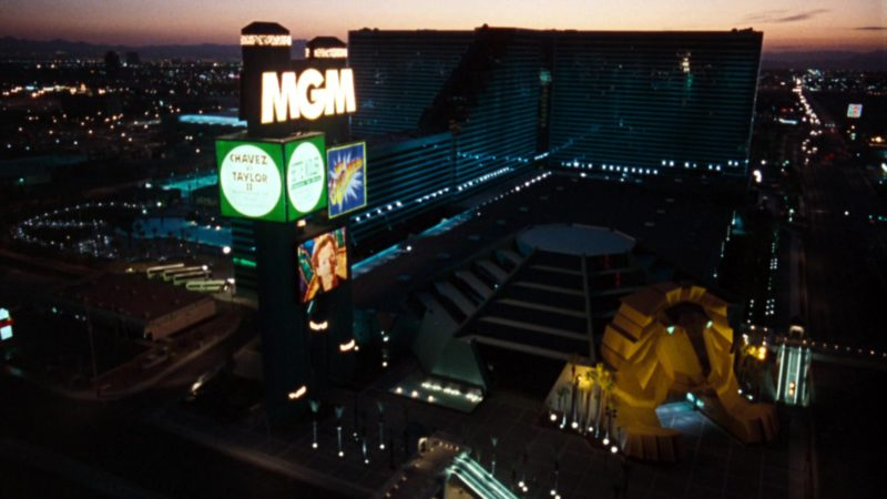 MGM Grand Las Vegas Hotel & Casino in Vegas Vacation (1997) Movie Product Placement