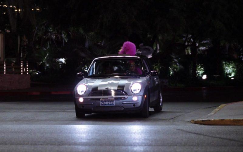 MINI Cooper Car in Miss Congeniality 2 (4)