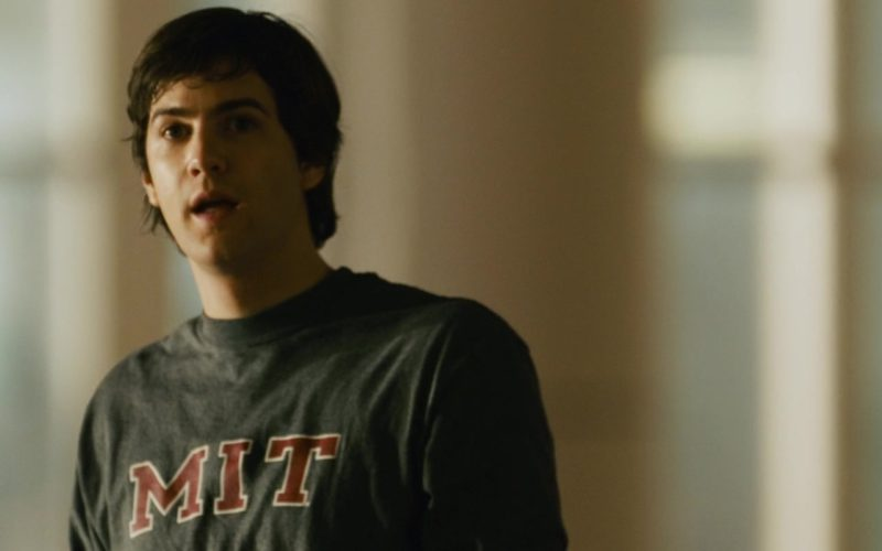 MIT t-Shirt Worn by Jim Sturgess in 21 (1)