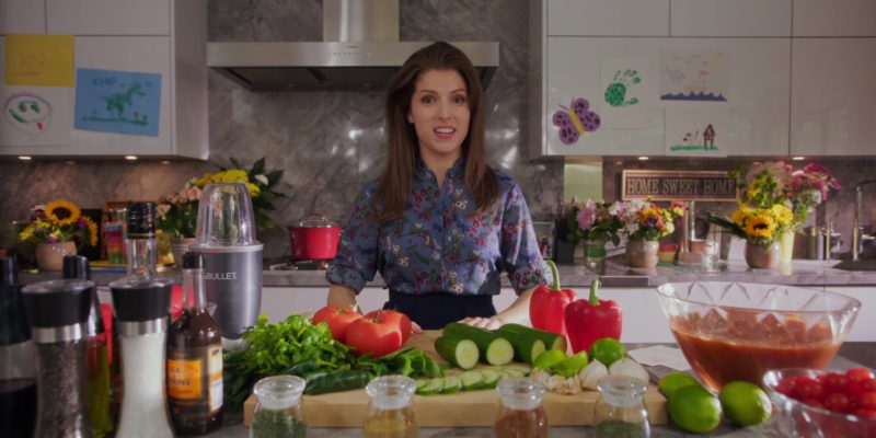 Magic Bullet NutriBullet Blender in A Simple Favor (2018) - Movie Product Placement