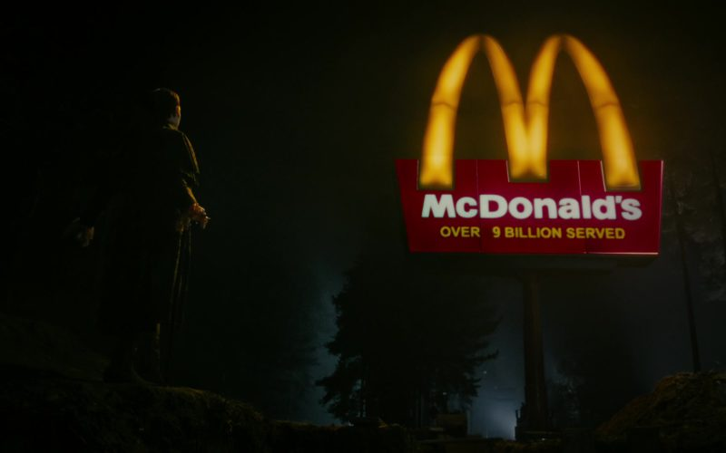 McDonald's Restaurant in Dark Shadows