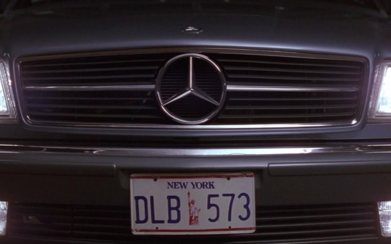 Mercedes-Benz 560 SEC [C126] Car Driven by Patrick Swayze in Road House (1)