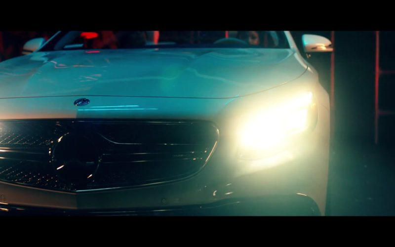 "Mercedes-Maybach S650 Cabriolet in ""Good Form"" by Lil Wayne ft. Nicki Minaj (1)"