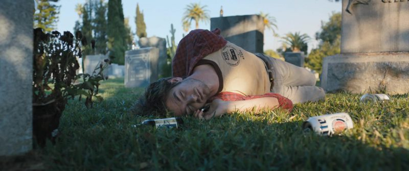 Miller Lite Beer in Under the Silver Lake (2018) Movie Product Placement