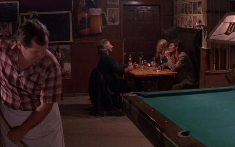 Miller Lite Pool Table Light in Road House (1)