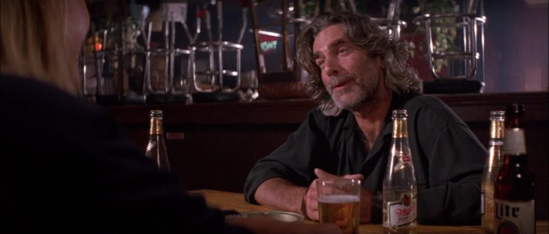 Miller and Lite Beer Bottles in Road House (1989) - Movie Product Placement