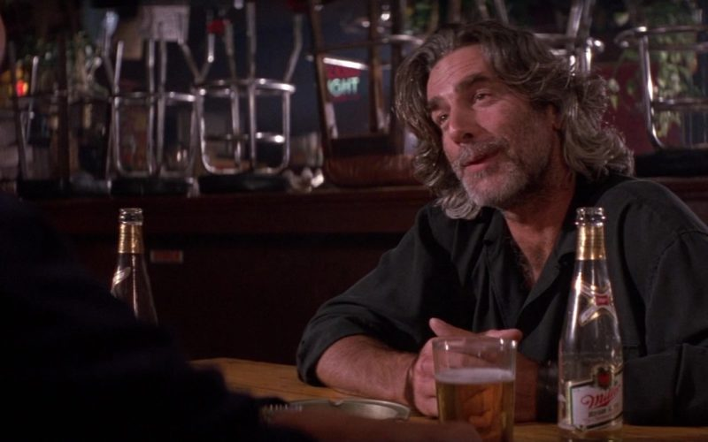Miller and Lite Beer Bottles in Road House