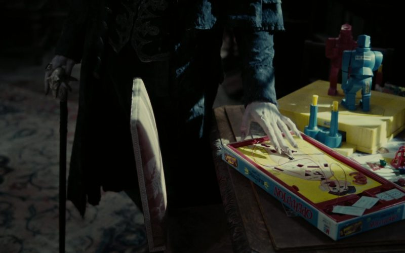 Milton Bradley Operation Game in Dark Shadows