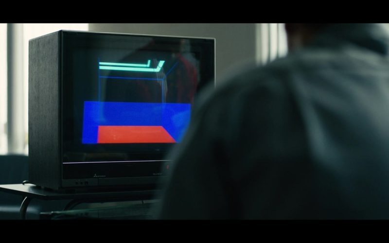 Mitsubishi TV in Black Mirror Bandersnatch (1)