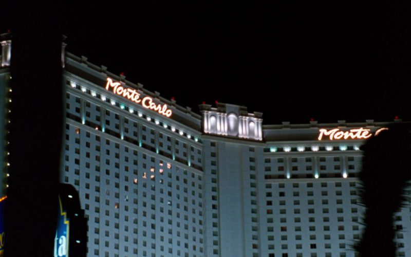 Monte Carlo Resort and Casino in Vegas Vacation