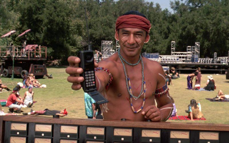 Motorola Cell Phone in Wayne's World 2 (2)