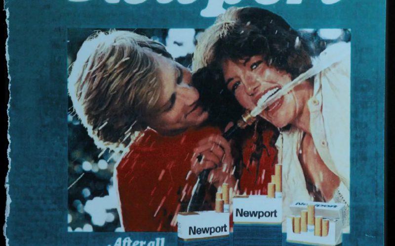 Newport Cigarettes in Under the Silver Lake (1)