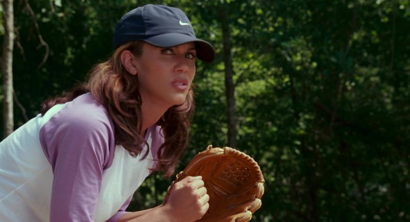 Nike Cap Worn by Nicole Ari Parker in Welcome Home, Roscoe Jenkins (2008) Movie Product Placement