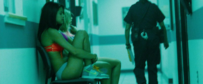 Nike Sneakers Worn by Selena Gomez in Spring Breakers (2012) Movie Product Placement