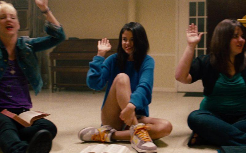 Nike Sneakers Worn by Selena Gomez in Spring Breakers (5)