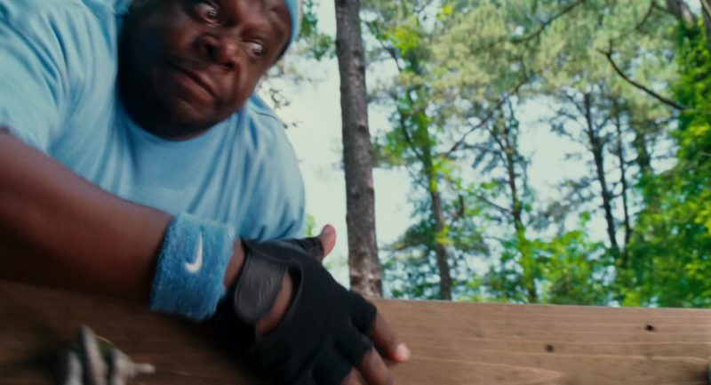 Nike Wristband Worn by Cedric the Entertainer in Welcome Home, Roscoe Jenkins (2008) Movie Product Placement