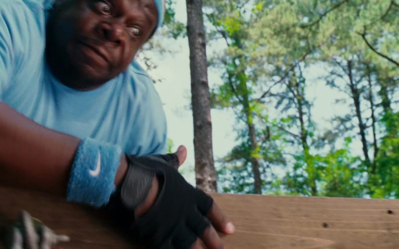 Nike Wristband Worn by Cedric the Entertainer in Welcome Home, Roscoe Jenkins