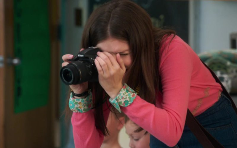 Nikon Camera Used by Anna Kendrick in A Simple Favor (1)