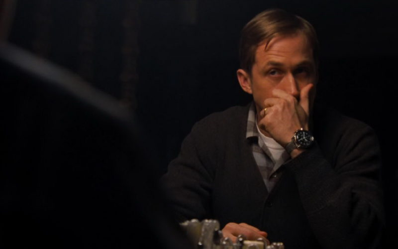 Omega Watches Worn by Ryan Gosling (Neil Armstrong) in First Man (8)