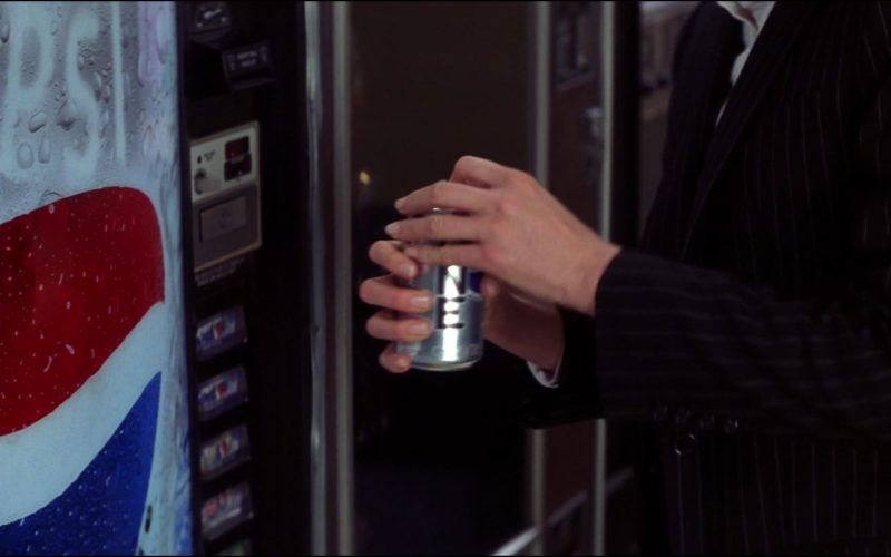 Pepsi Vending Machine in The Thomas Crown Affair (1)