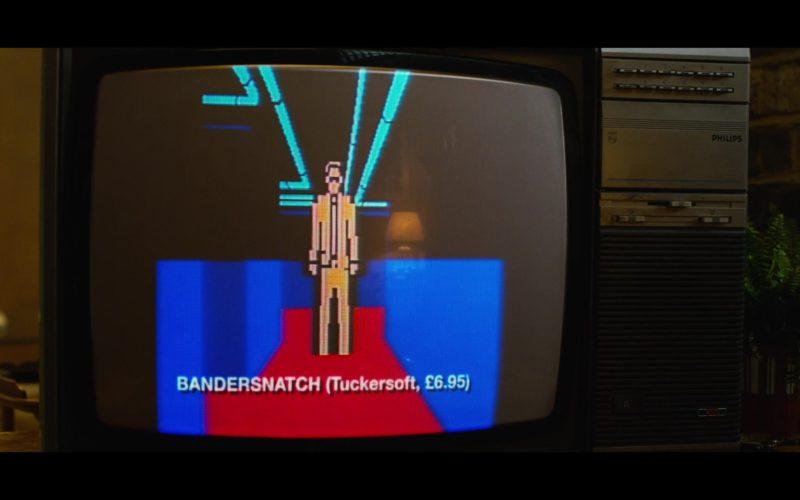 Philips TV in Black Mirror Bandersnatch (1)