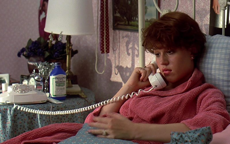 Phillips Magnesia in Sixteen Candles (1)