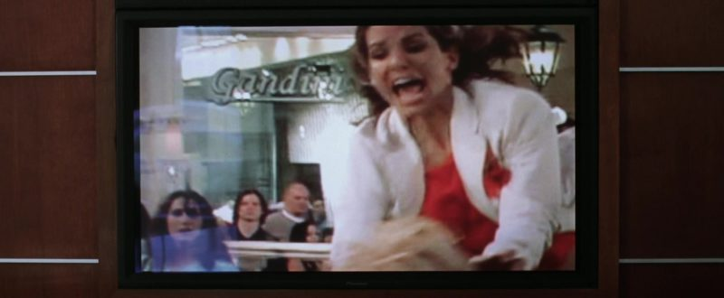 Pioneer TVs in Miss Congeniality 2: Armed & Fabulous (2005) - Movie Product Placement