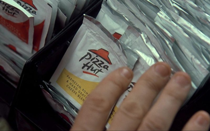 Pizza Hut Sauces in I Am Sam (1)