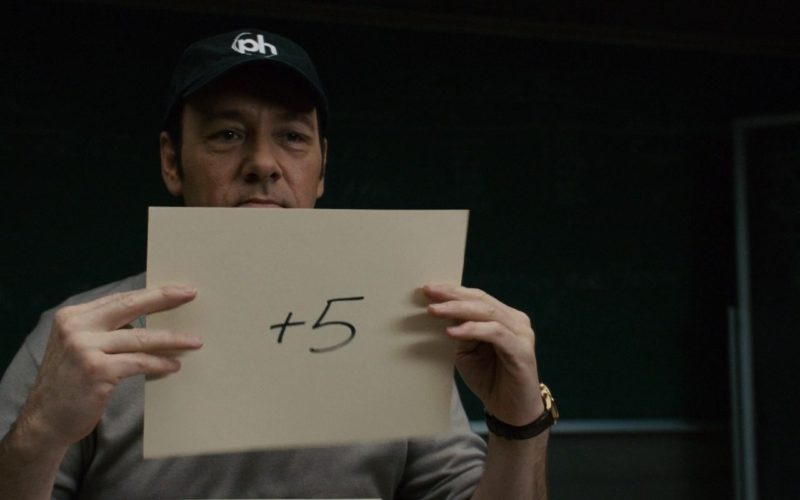 Planet Hollywood Casino Cap Worn by Kevin Spacey in 21 (1)