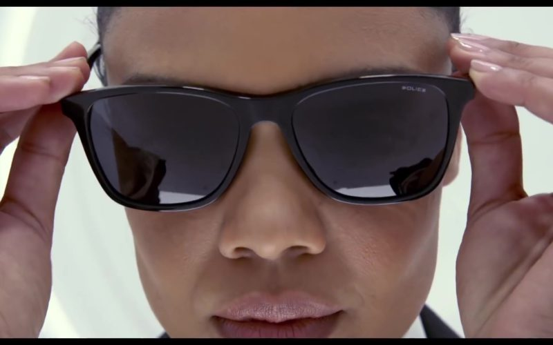 Police Sunglasses Worn by Tessa Thompson in Men in Black (1)