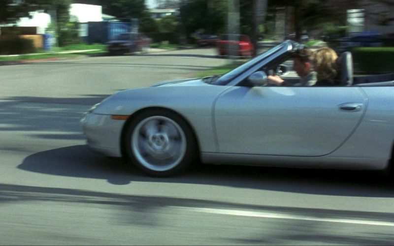 Porsche 911 Carrera Cabrio [996] Used by Michelle Pfeiffer in I Am Sam (1)
