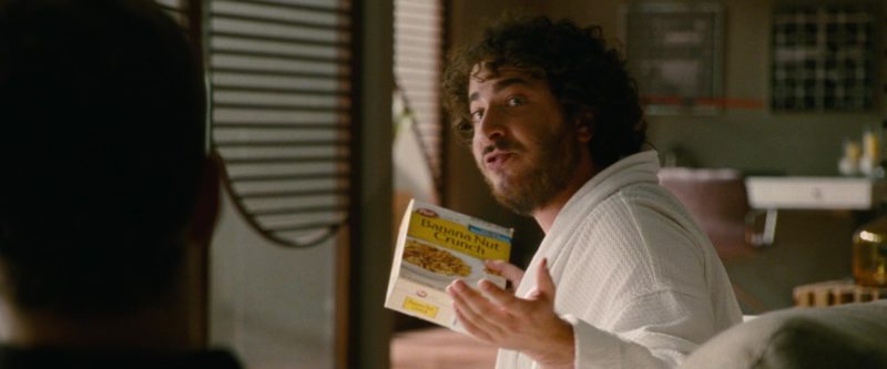 Post Banana Nut Crunch Cereal in Runner Runner (2013) Movie Product Placement