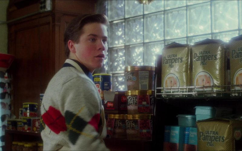 Puffs Facial Tissue and Ultra Pampers Plus in Home Alone (1)