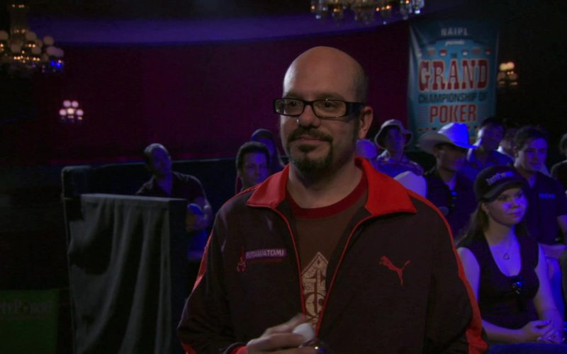 Puma Men's Jacket Worn by David Cross in The Grand (5)