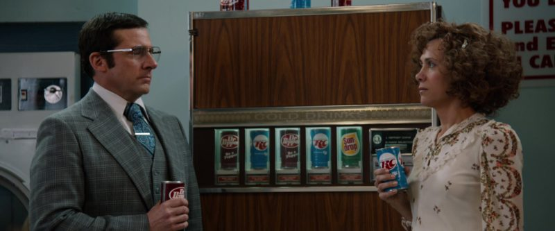 RC Cola, Dr Pepper and Sun Drop in Anchorman 2: The Legend Continues (2013) - Movie Product Placement