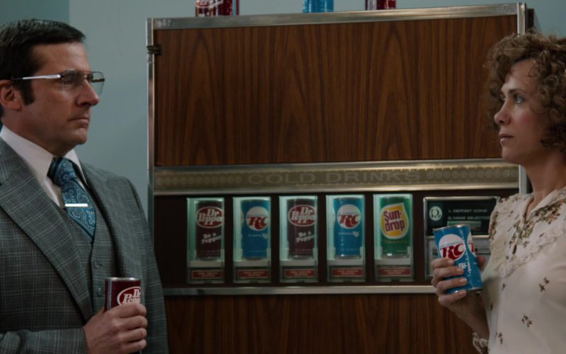 RC Cola, Dr Pepper and Sun Drop in Anchorman 2 (2)