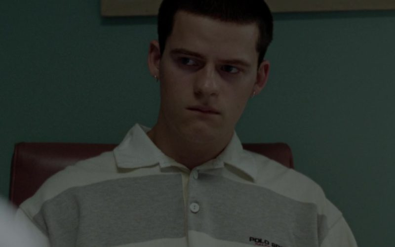 Ralph Lauren Polo Sport Long Sleeve Shirt Worn by Lucas Hedges in Mid90s (1)