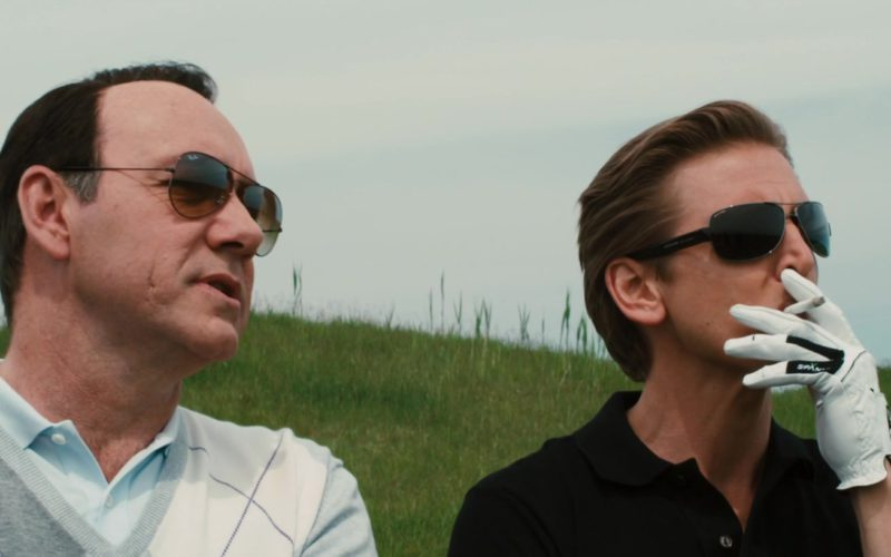 Ray-Ban Sunglasses Worn by Kevin Spacey and Bulgari Sunglasses Worn by Barry Pepper in Casino Jack (1)